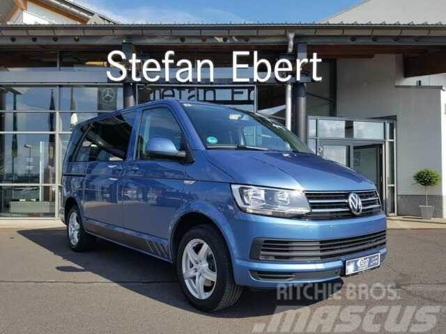 Volkswagen T6 COMFORTLINE+7G+STDHZG+SHZ+7-SITZE +AHK+NAVI+P