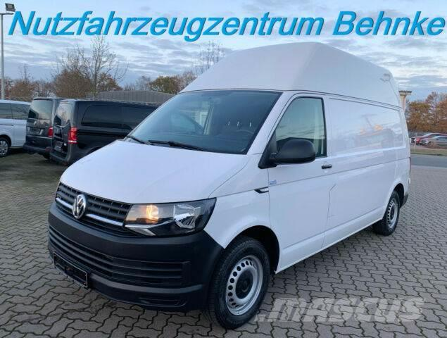 Volkswagen T6 KA/L2H2/4x4/110kw/Klima/Standhzg/Werkstatt/E6