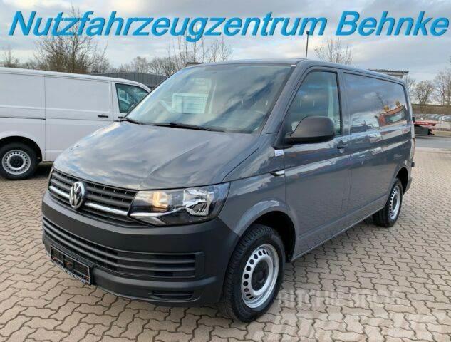 Volkswagen T6 L1 KA/ 110kw/ Klima/ PDC/ Hecktüren/ Euro6