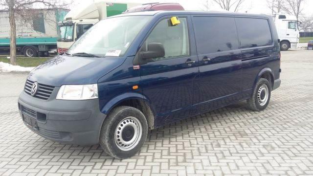 Volkswagen transporter 1.9 tdi double door