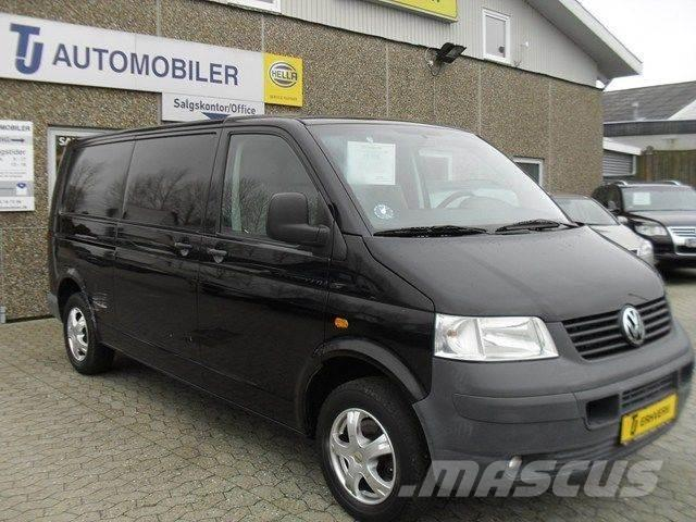 volkswagen transporter 2 5 tdi 130 kassevogn lang occasion prix 4 299 ann e d. Black Bedroom Furniture Sets. Home Design Ideas