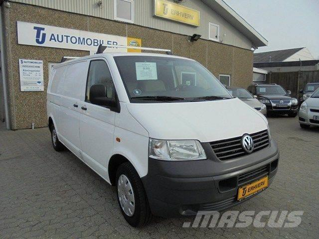 volkswagen transporter 2 5 tdi 174 kassevogn tiptr lang occasion prix 5 999 ann e d. Black Bedroom Furniture Sets. Home Design Ideas