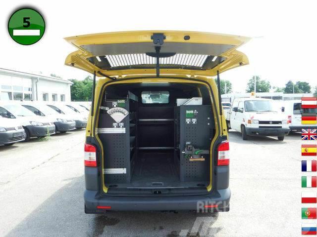 Volkswagen Transporter T5 2,0l TDI Werkstatteinbau Standhei