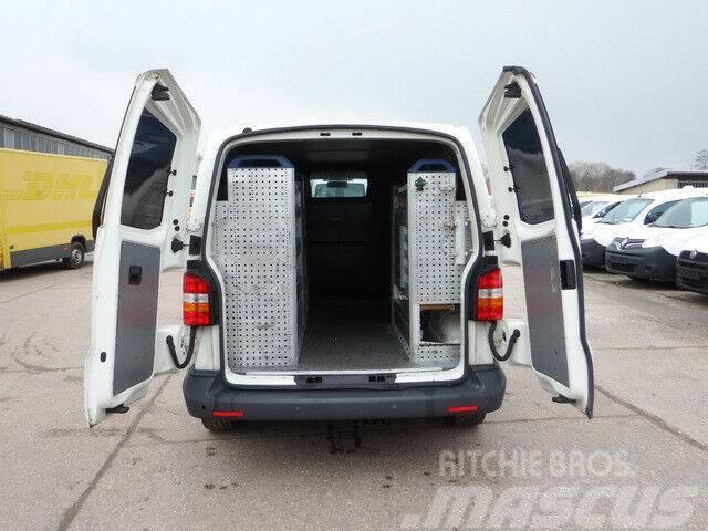 Volkswagen Transporter T5 lang 2,5l - KLIMA - NAVI Werkstat