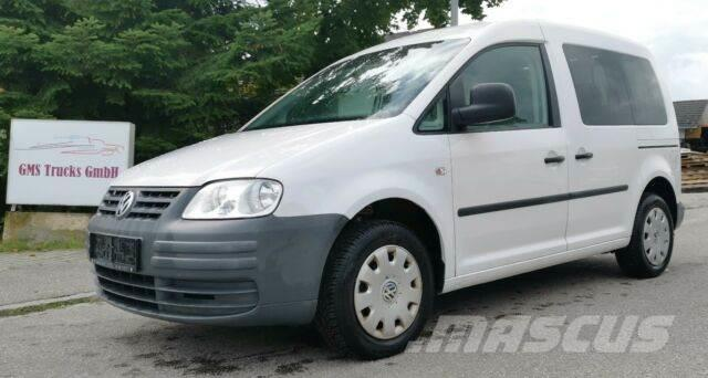 Volkswagen TÜV NEU /Benzin+Erdgas / grüne Plakette / KLIMA