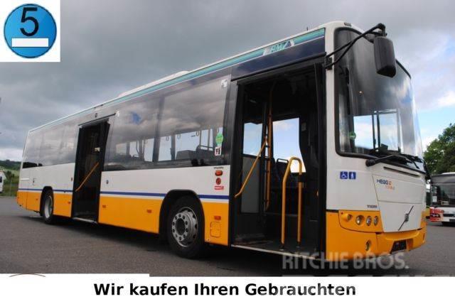 Volvo 8700 BLE / 7700 / 530 / 415 / EEV
