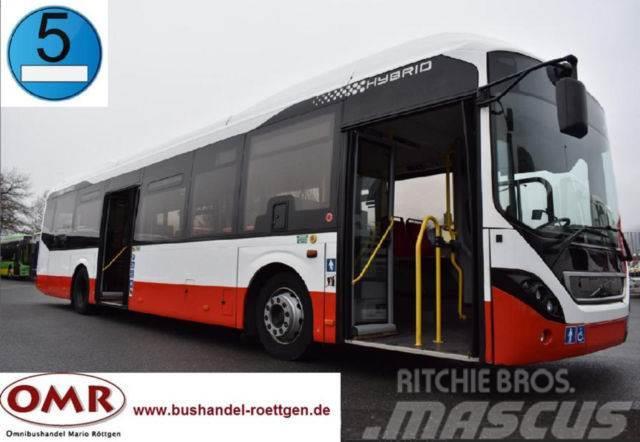 Volvo 8900 H Hybrid/Diesel/530/Citaro/City/10x vor.