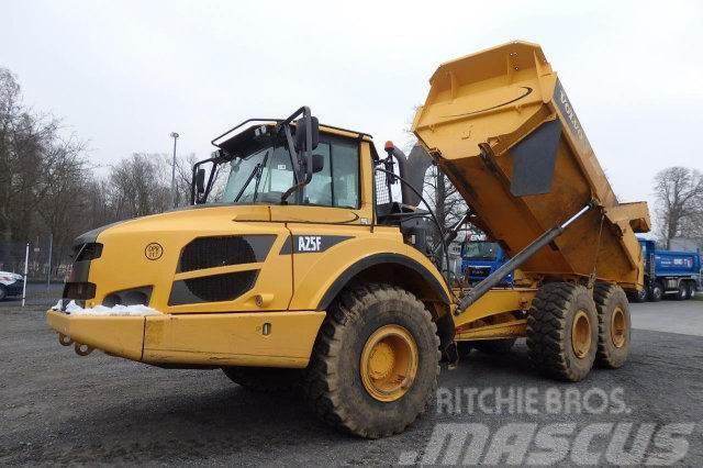 Volvo A25F Dumper 21,9 Ton 3.196 Stunden TOP