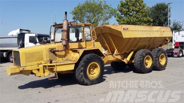 Volvo BM 861 dumper
