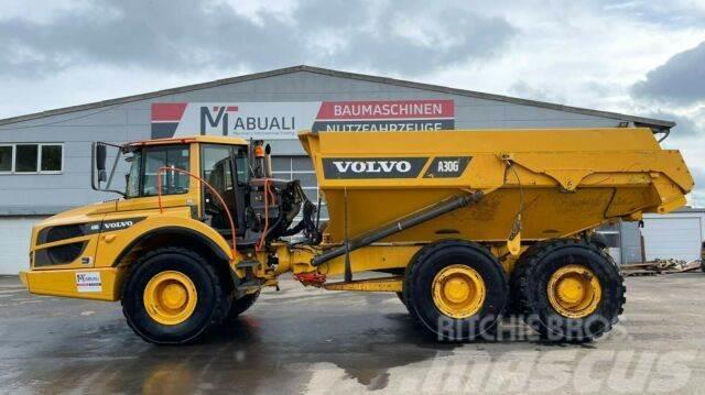 Volvo Dumper A30G **BJ2015 *9943 H*/MATRIS/ZSA/TOP