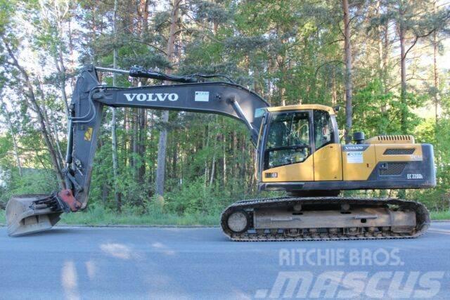 Volvo EC220DL Kettenbagger