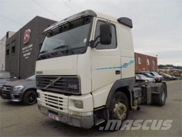 Volvo FH 12 380 FRENCH