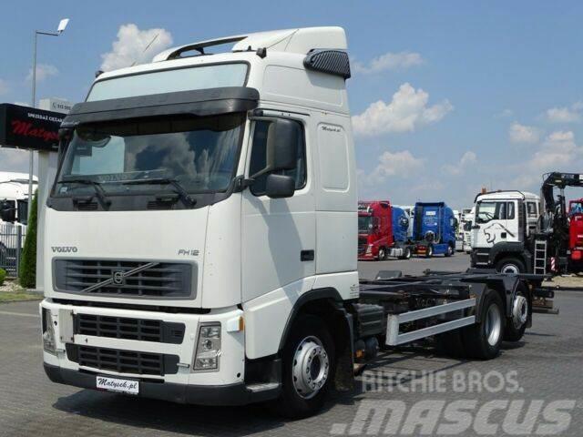 Volvo FH 12 420 / 6X2 / BDF - 7,05 M / ANALOG TACHO