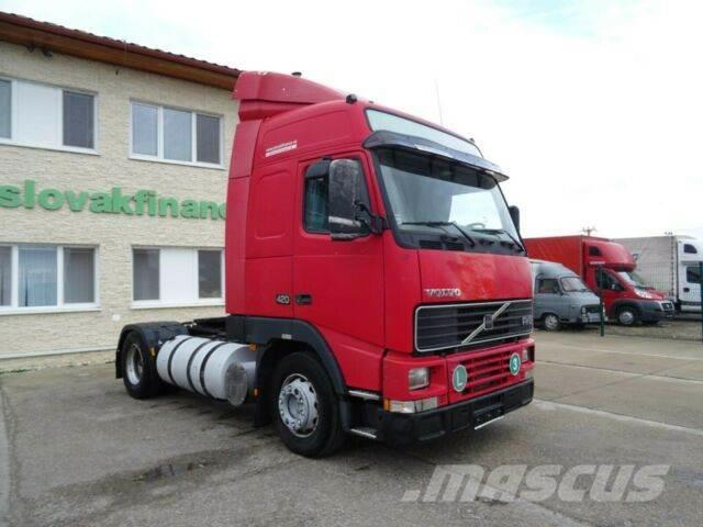 Volvo FH 12.420, manual, EURO 3, vin 137