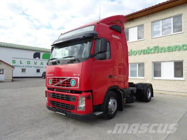 Volvo FH 12.420, manual gearbox, EURO 3, vin 181