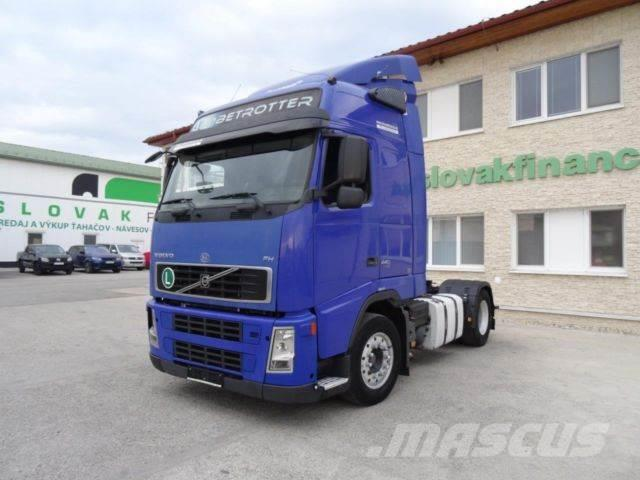 Volvo FH 13.440, manual gearbox, EURO 5, vin 062