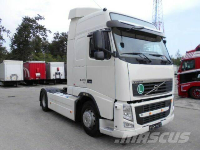 Volvo FH 13 460 EEV + HYDRAULIC