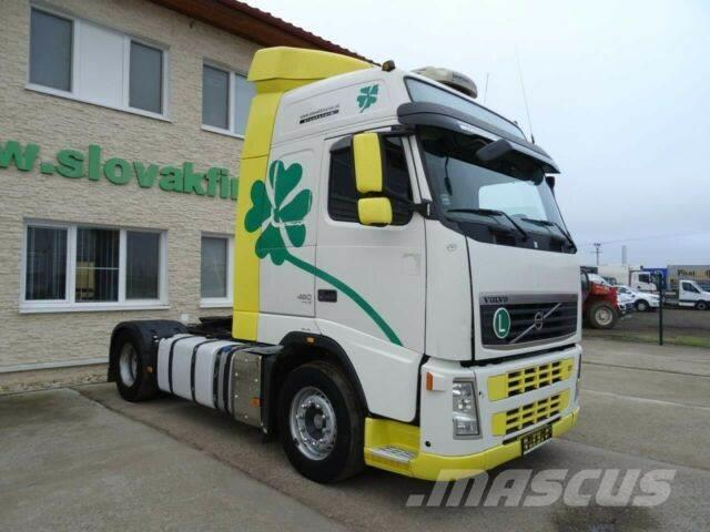 Volvo FH 13.480 automatic EURO 5, hydraulic, VIN 341