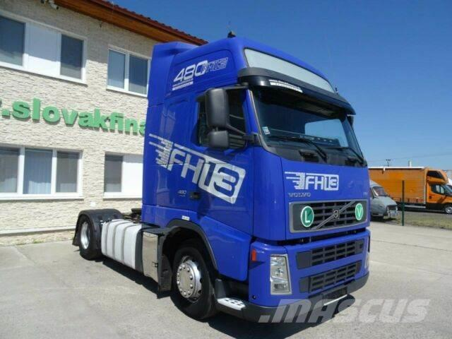 Volvo FH 13.480, automatic gearbox, EURO 5, vin 940