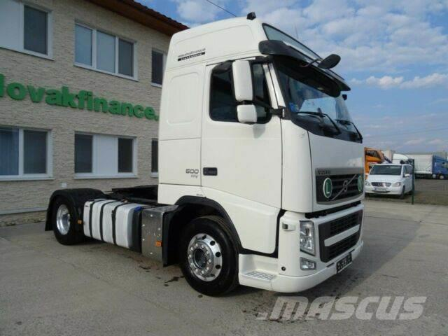 Volvo FH 13.500, automatic, EEV, vin 158
