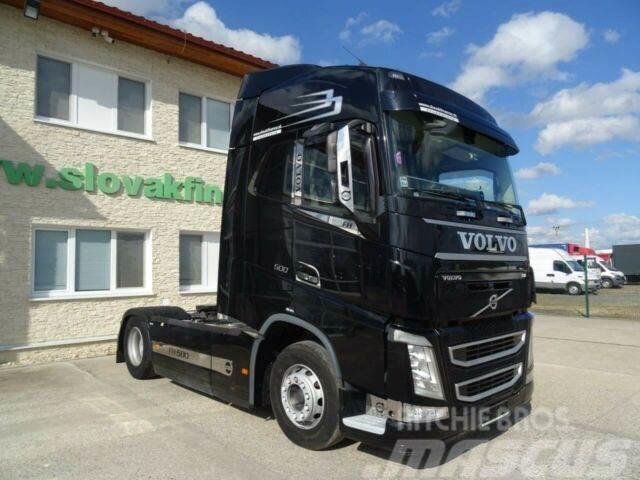 Volvo FH 13.500 automatic, EURO 6 vin 649