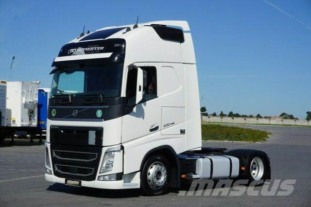 Volvo FH 4 / 500 / XXL / ACC / EURO 6 / MEGA / LOW DE