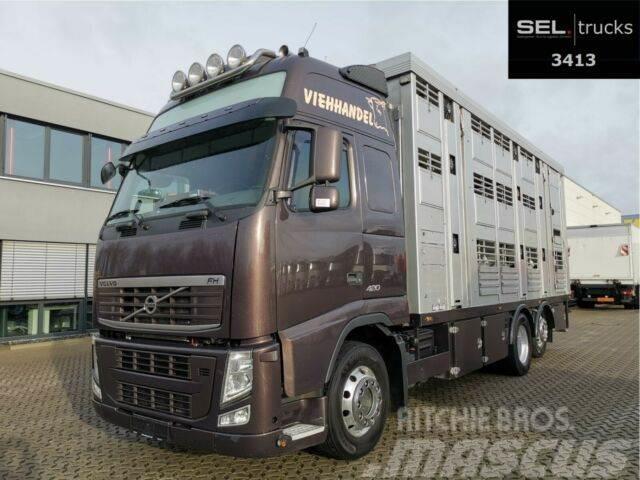 Volvo FH 420 / 3 Stock / Alu-Felgen / Liftachse