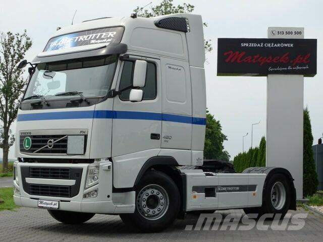 Volvo FH 420 / XXL / EEV / FROM GERMANY / LOW MILEAGE