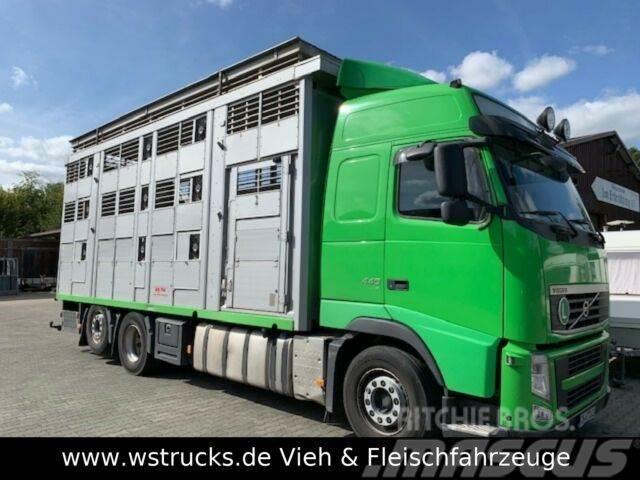 Volvo FH 440 Globe XL 3 Stock Hubdach