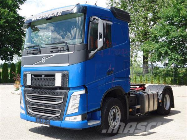 used volvo fh 460 4x2 euro 6 szm tractor units year 2014. Black Bedroom Furniture Sets. Home Design Ideas