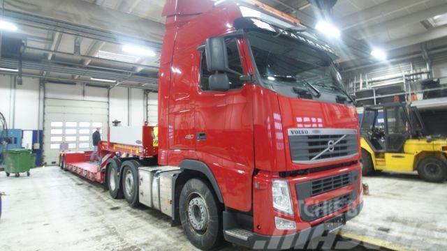 Volvo FH 460 6x2 SZM