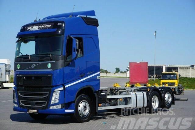 Volvo FH / 460 / E 6 / ACC / BDF-MULTIWESCHLER / 7.15