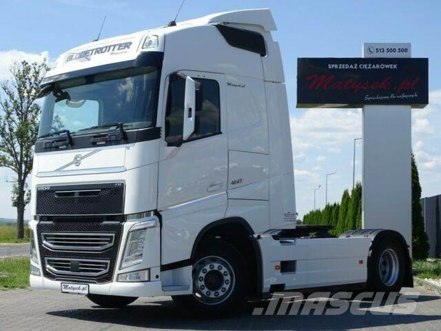 Volvo FH 460 / GLOBETROTTER / I-COOL / ACC/ EURO 6 /