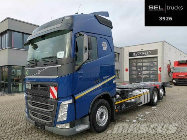 Volvo FH 500 / 2 Tanks / Liftachse / German