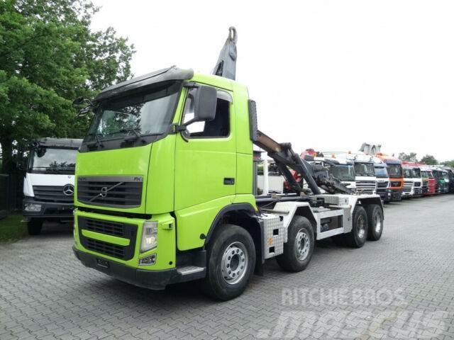 Volvo FH13 460 8X4 HAKEN