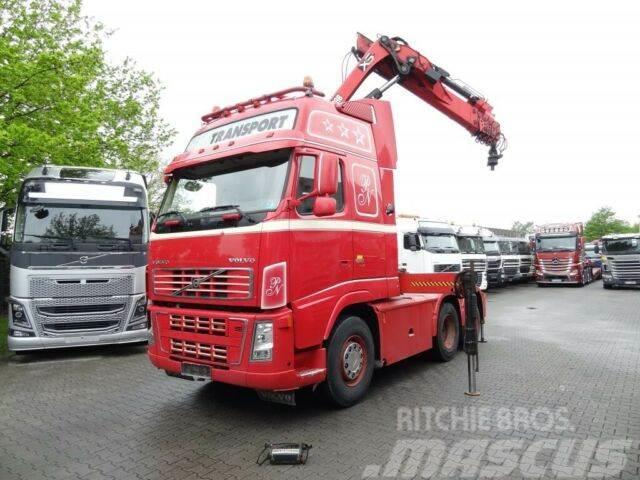 Volvo FH13 520 6X2 KRAN HIAB 28 T/M