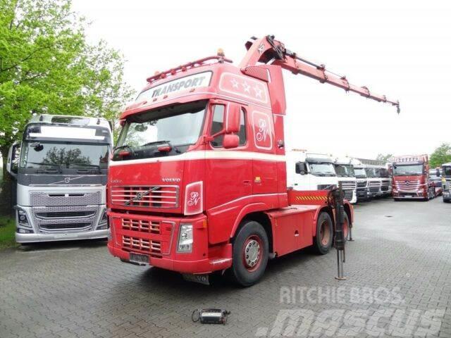 Volvo FH13 520 6X2 mit HIAB 288-5 HiPro