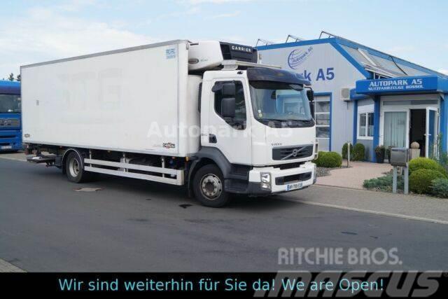 Volvo FL7 240 Kühlkoffer Carrier Ladebordwand