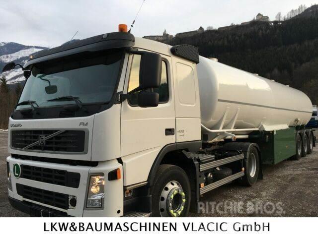 Volvo FM 400 ADR Euro 4
