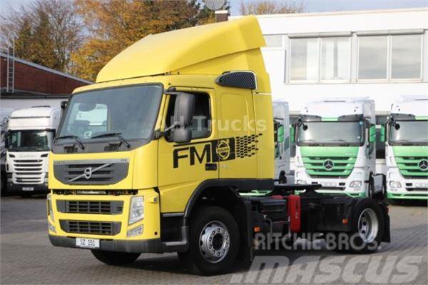 Volvo FM 410 EURO 5 Flachdach / Differ.Sperre / Liege