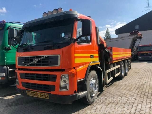 Volvo FM/FH 400 Blatt/Blatt 6x4 / Palfinger PK29002 /