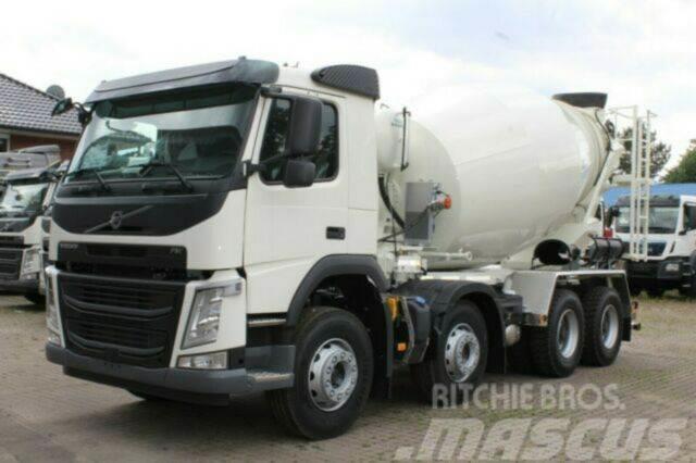 Volvo FM12 4108x4 / Vermietung Mietkauf 2650 € MTL