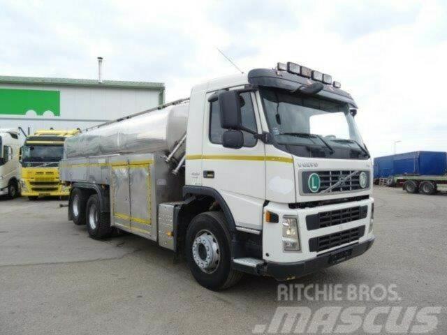 Volvo FM13.440 tank for food 6x2,manual,EURO 4,vin 950