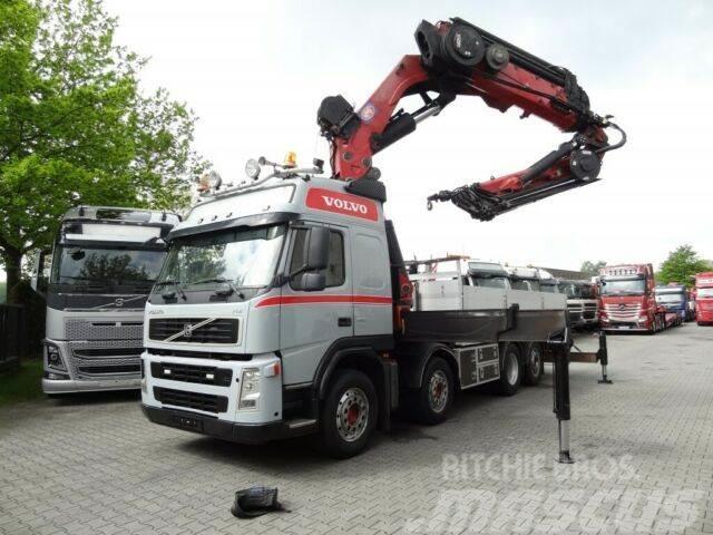Volvo FM13 480 8X2 HMF THOR bis 34 Meter