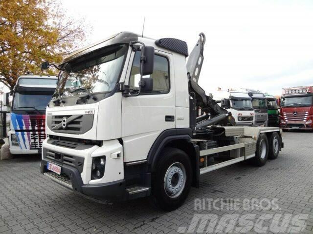 Volvo FMX 380 6X2*4 HAKEN