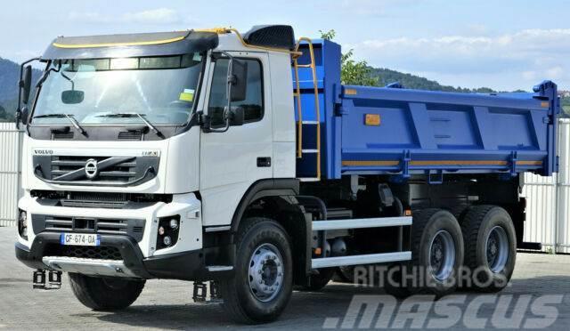 Volvo FMX 410 Kipper 5,20 +Bordmatic* 6x4!