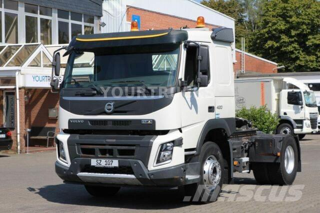 Volvo FMX 420 EURO 6/Retarder!/Diff.Sp./Off Road/Liege