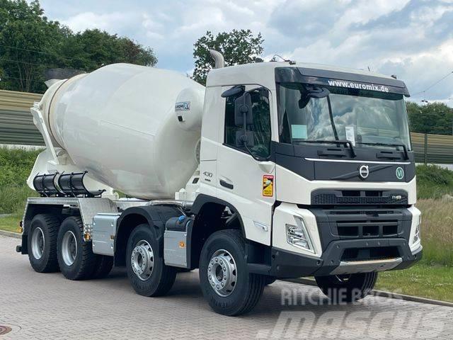 Volvo FMX 430 8x4 / EuroMix MTP 10m³ L