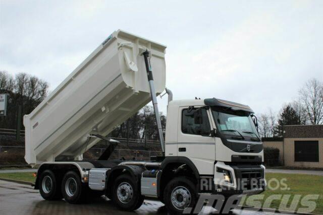 Volvo FMX 430 8x4 / EuromixMTP TM16 HARDOX