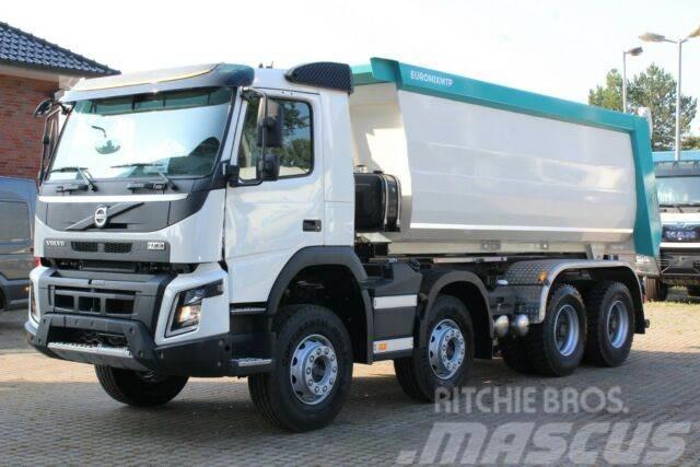 Volvo FMX 430 8x4 VERMIETUNG MIETKAUF ab 2650€ MTL